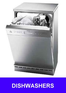 always speedy appliances - diswasher