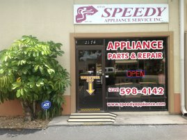 About Us Always Speedy Appliance Appliance Parts